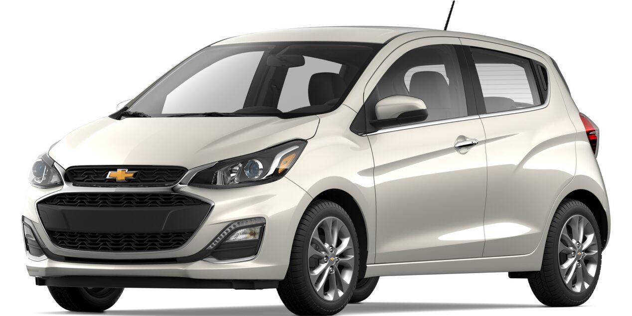 2020 Chevy Spark Compact Car | Hatchback Car