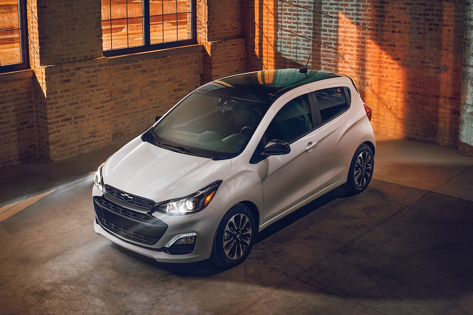 2020 Chevy Spark Special Edition