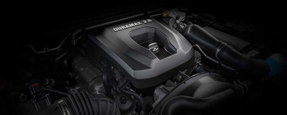 Duramax® 2.8L Turbo-Diesel Engine
