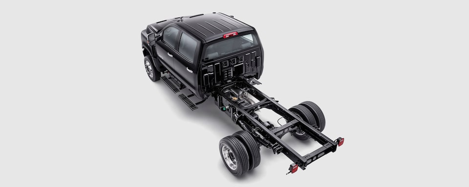 Silverado Chassis Cab: without upfit