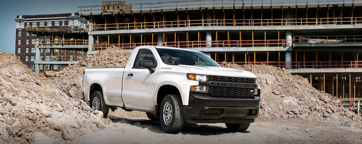 2020 Chevy Silverado 1500 | Work Truck | Commercial