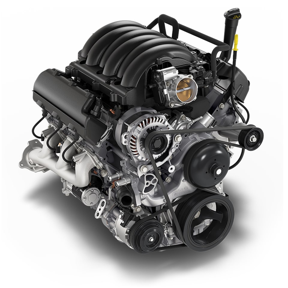4.3L V6 Engine Icon