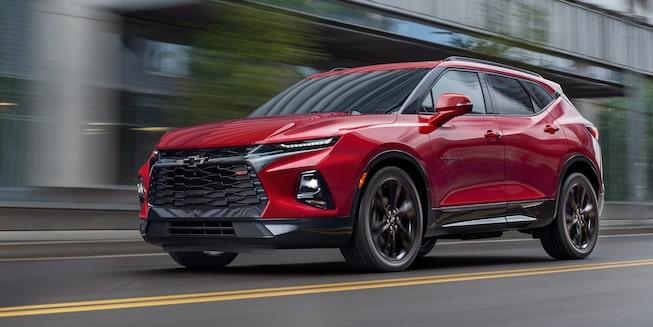 2020 Chevrolet Blazer for sale near Philadelphia PA