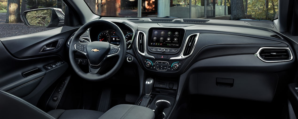 2020 Chevy Equinox | Small SUV Crossover - 2 Row SUV