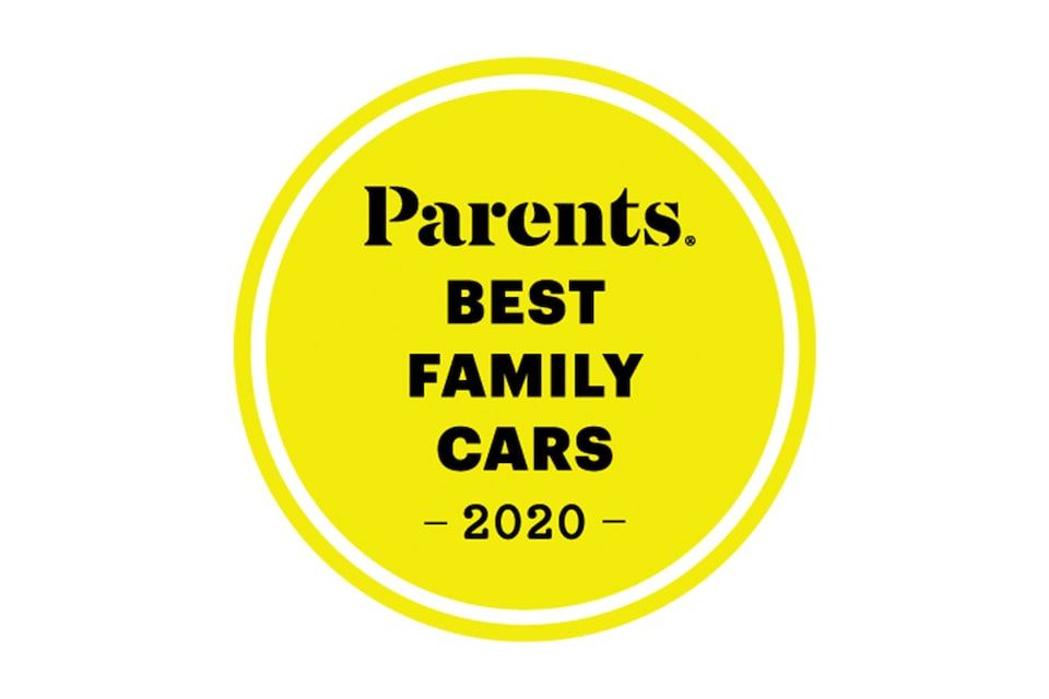 Parents Award Best Family Cars