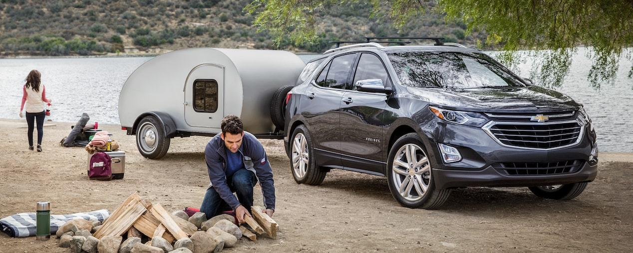 2020 Chevrolet Equinox Small SUV Trailering