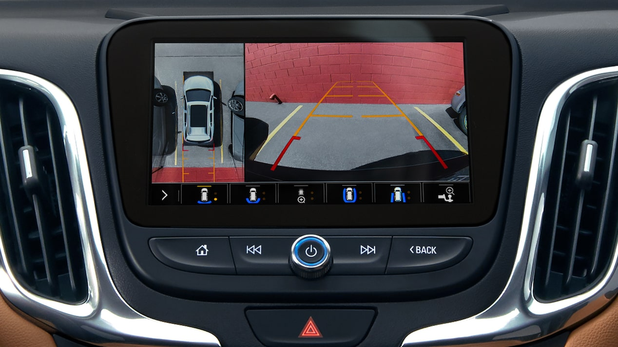2020 Chevrolet Equinox Small SUV Rear Camera Cross Traffic Alert