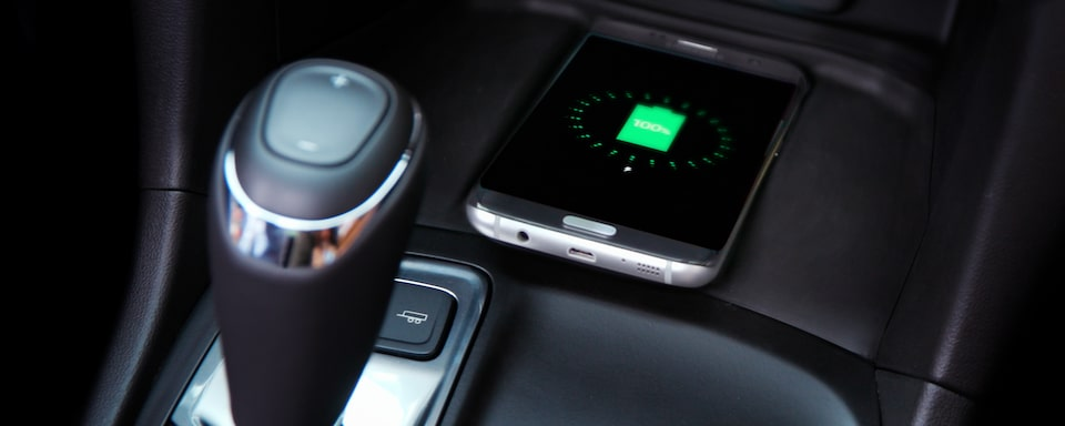 2020 Chevrolet Equinox Small SUV Wireless Charging Pad