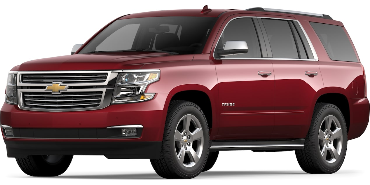 2020 Chevy Tahoe Picture