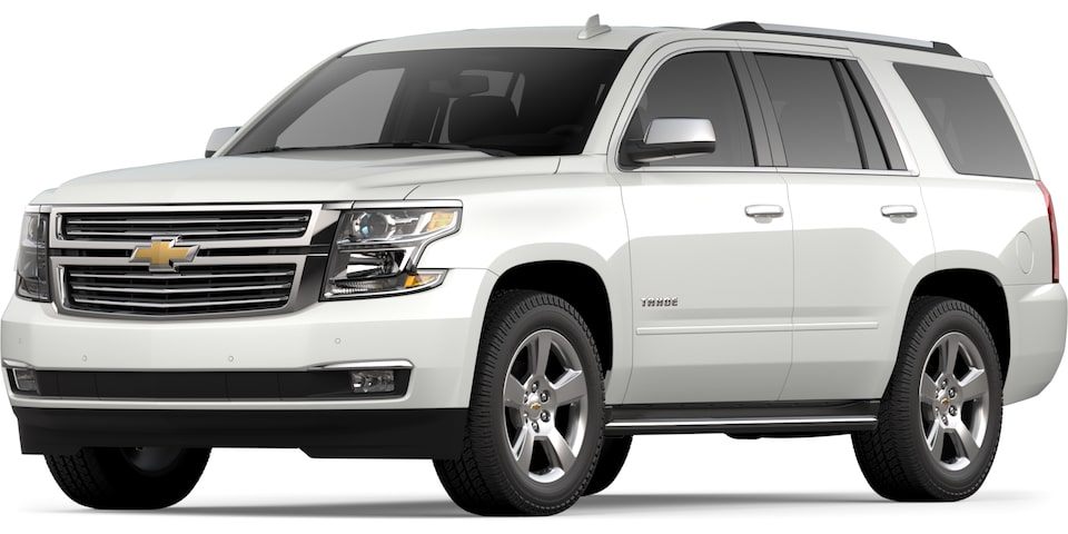 2020 Chevy Tahoe | Full-Size SUV, 3-Row SUV, 7-8 Seater SUV