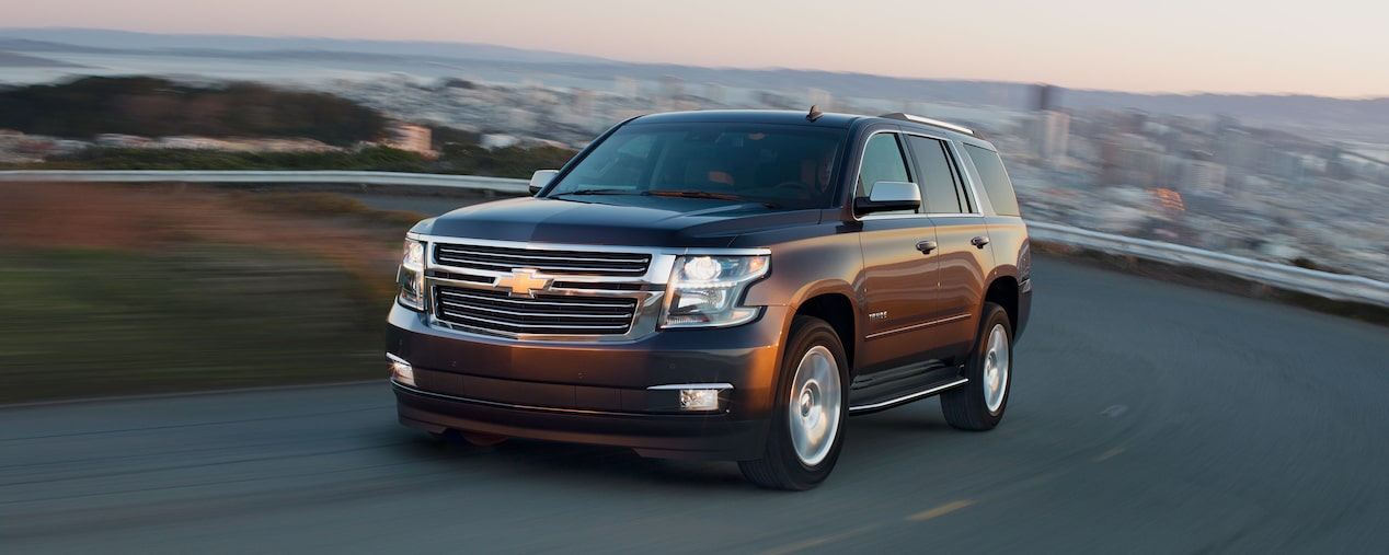 2020 Chevrolet Tahoe Full-Size SUV front grille exterior