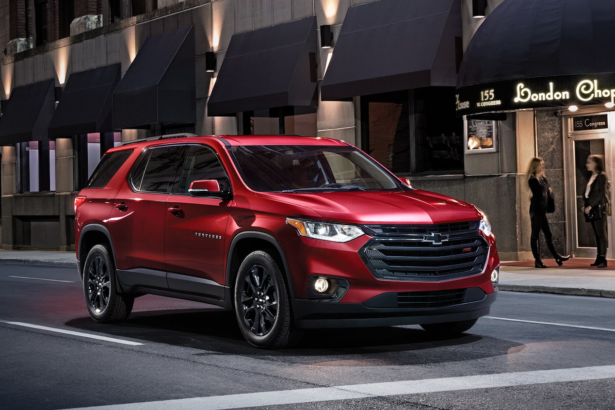 2020 Chevrolet Traverse RS Edition Mid-Size SUV