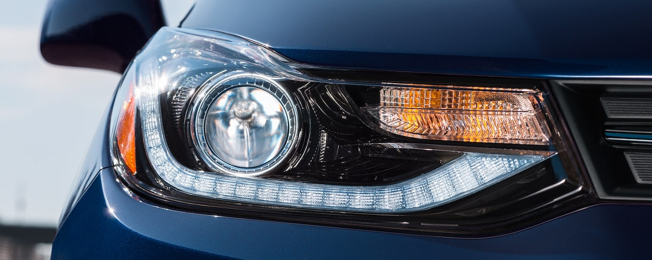 2020 Chevy Trax Compact SUV LED Headlights