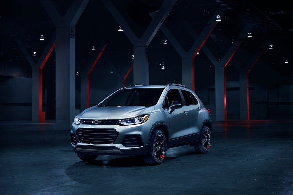 2020 Chevy Trax Compact SUV Redline Edition