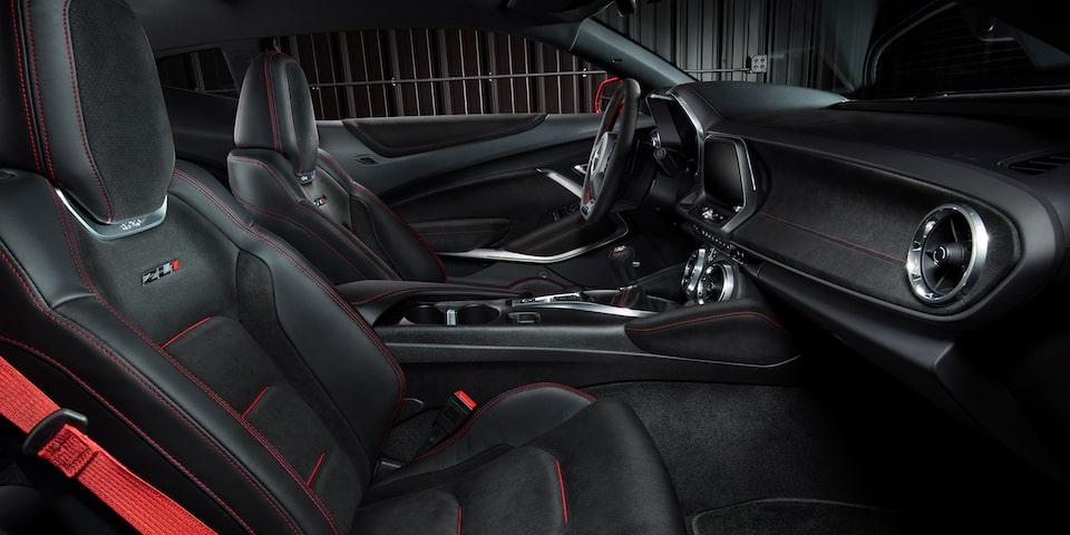 2020 Chevy Camaro ZL1 | Coupe & Convertible Sports Car