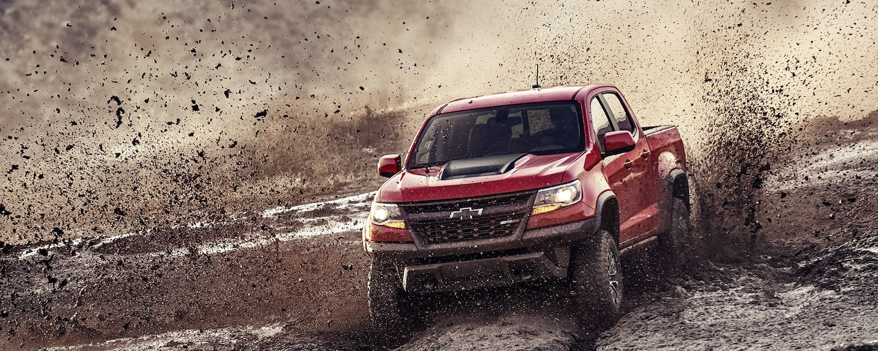 2020 Chevy Colorado ZR2 | Off Road Mid-Size Truck