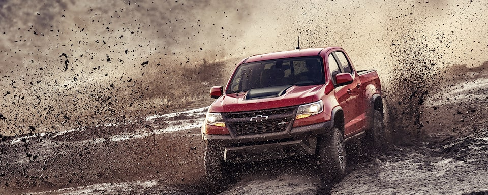 Off Road Design >> 2020 Chevy Colorado Zr2 Off Road Mid Size Truck