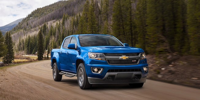 2020 Chevrolet Colorado Mid-Size Truck Front Grille exterior