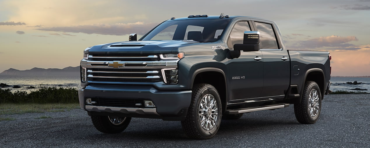 All-New 2020 Silverado Heavy Duty Truck | Chevrolet