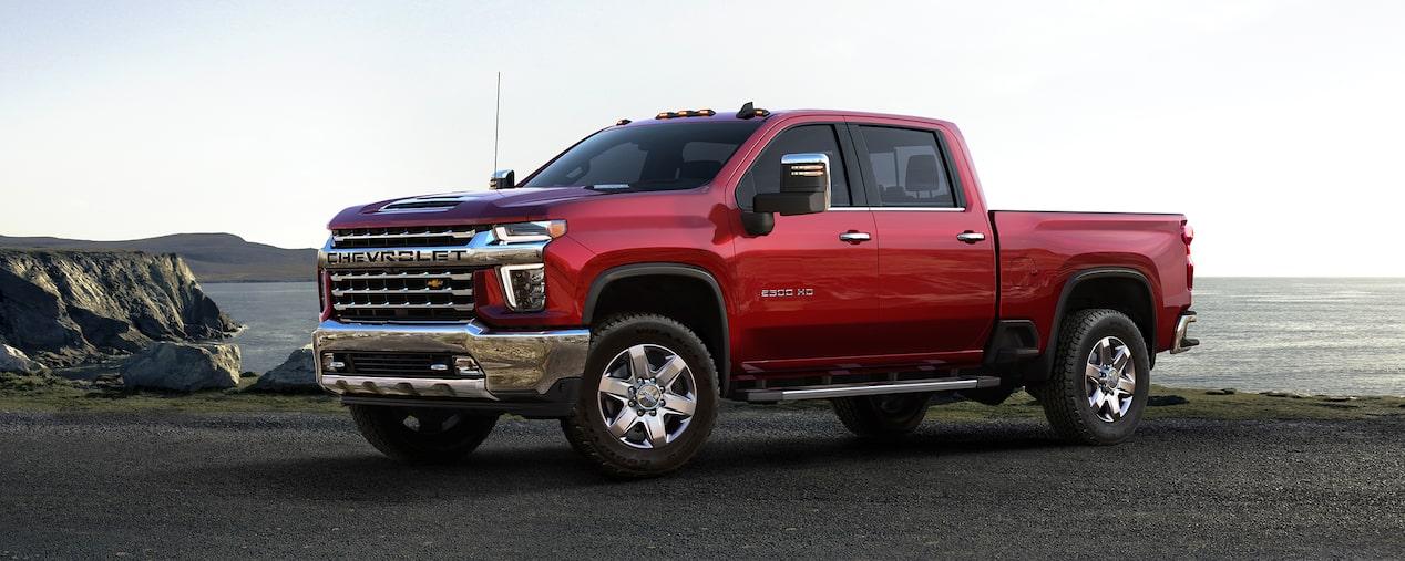 All-New 2020 Silverado Heavy Duty Truck | Chevrolet