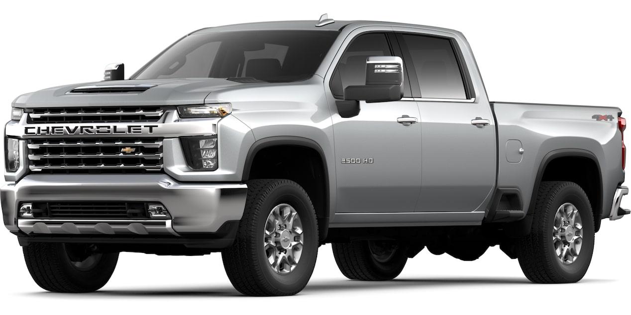 All-New 2020 Silverado 2500HD & 3500HD Heavy Duty Trucks