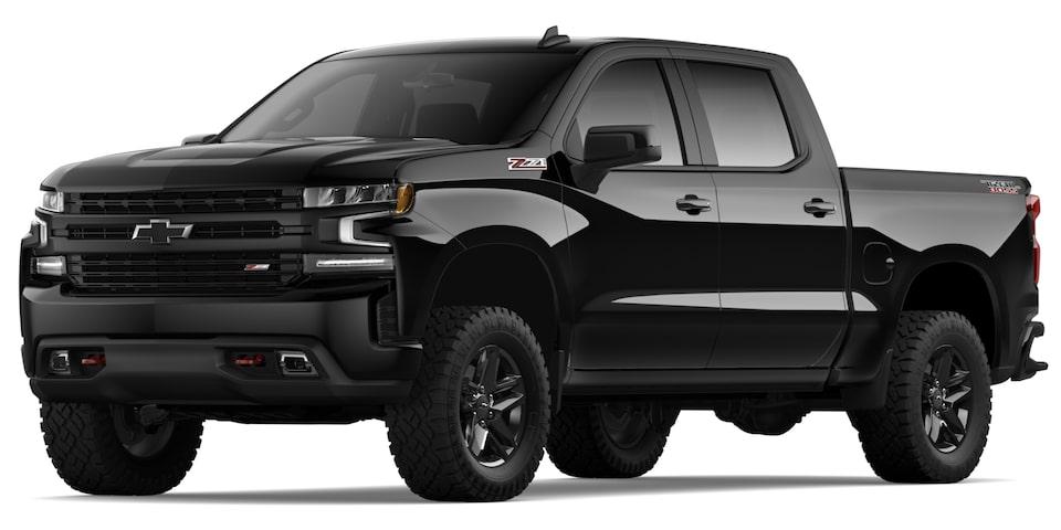 2020 Chevy Silverado 1500   Light-Duty Pickup Truck