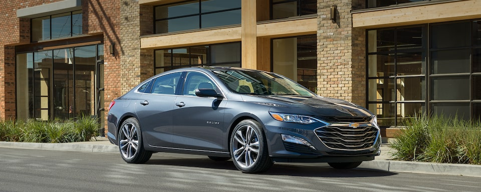 2021 Chevy Malibu Midsize Car