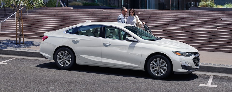 2021 Chevy Malibu: Safety Features