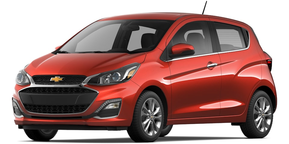 2021 Chevy Spark Small Hatchback Car