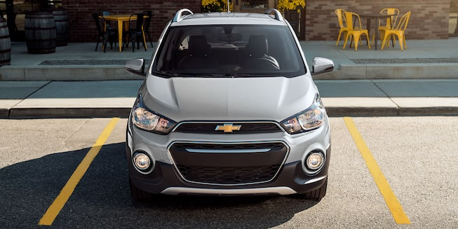 2021 Chevy Spark Exterior Photo: Front View