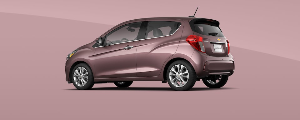2021 Chevy Spark Colors: Passion Fruit