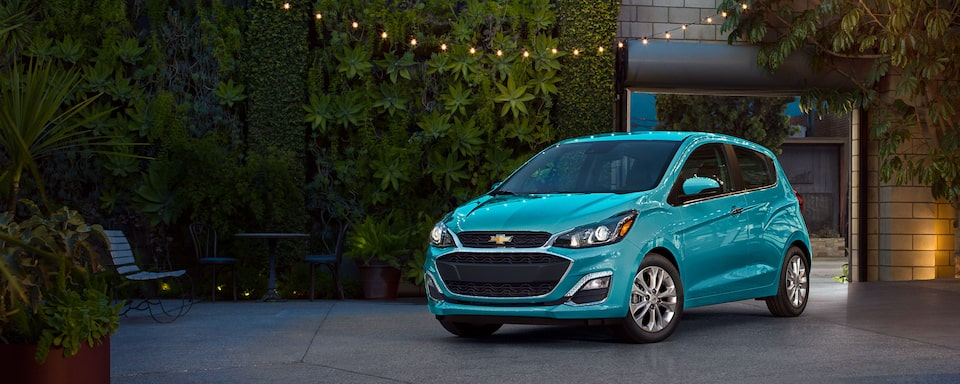 2021 Chevy Spark Small Car