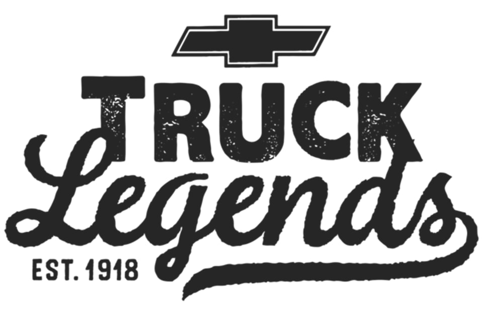 Chevrolet Truck Legends Icon