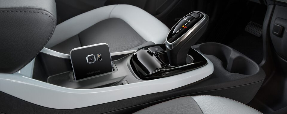 2021 Bolt EV Electric Car Design: Center Console