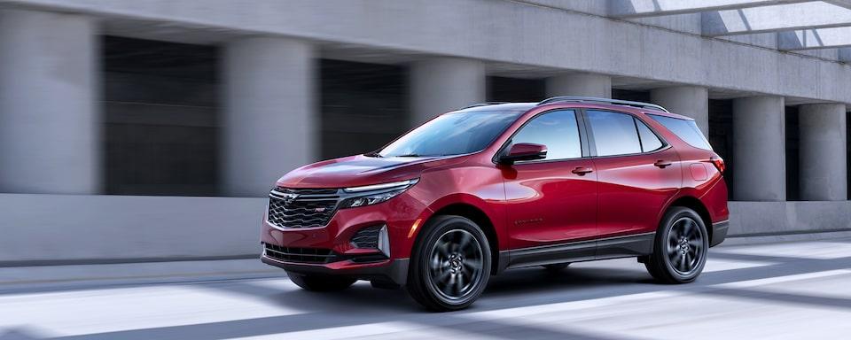 2021 Chevy Equinox   Small 2-Row SUV - Upcoming Vehicles