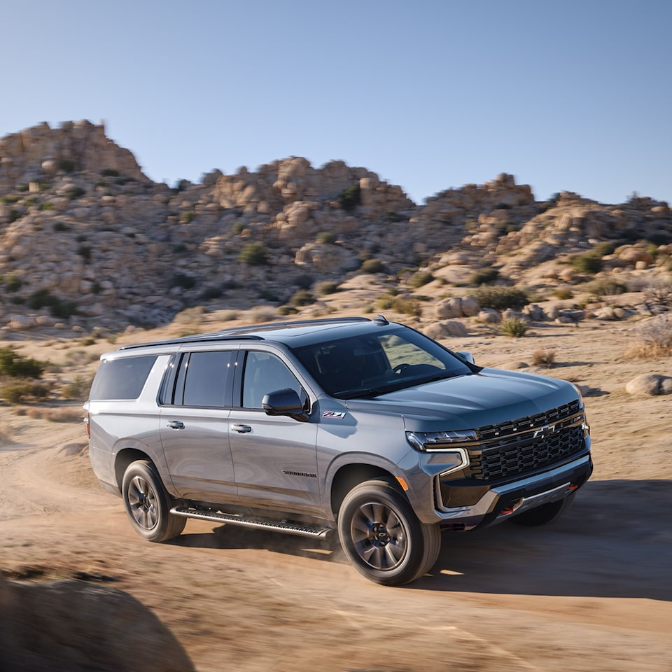 2021 Chevy Suburban | Large Family SUV