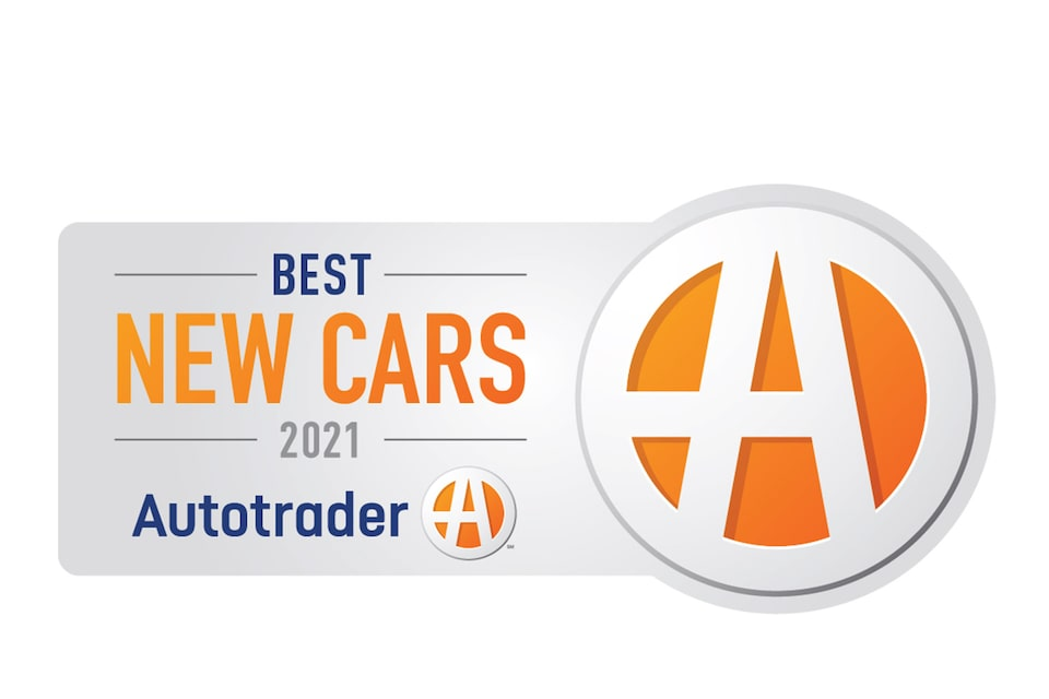 Autotrade Best New Car Award