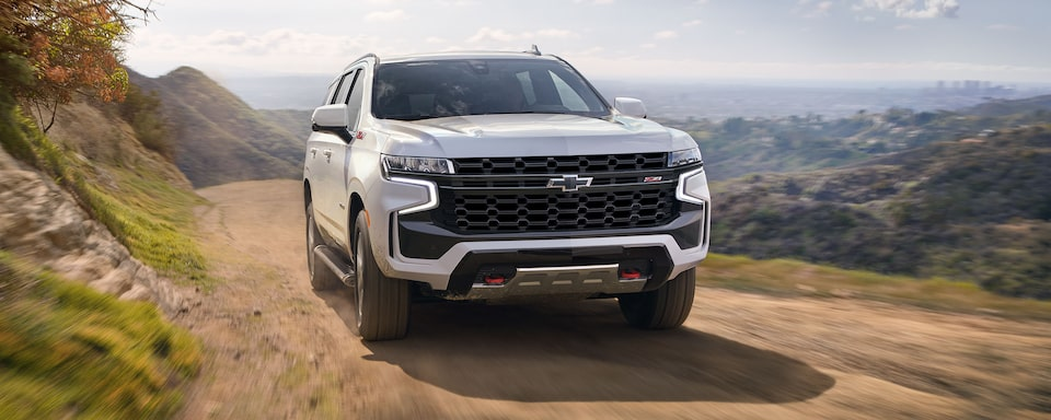 2021 Tahoe Front Grille