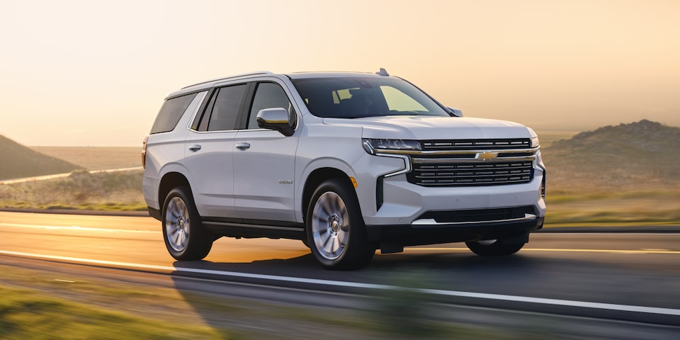 2021 Tahoe Safety - Side Profile