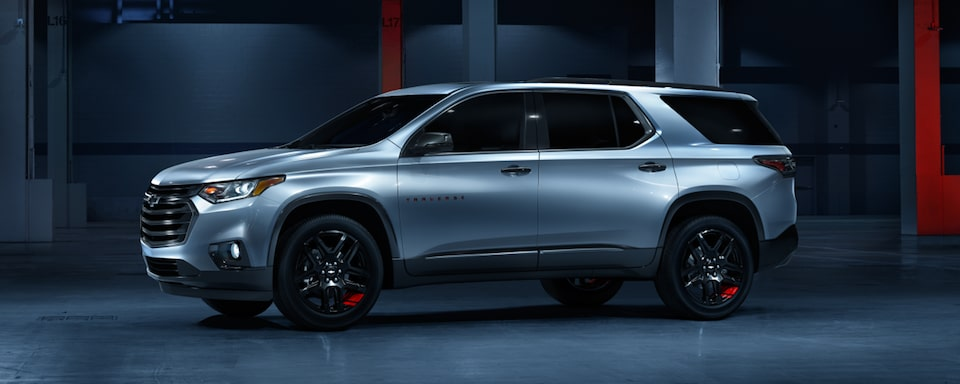 2021 Chevy Traverse Redline Edition