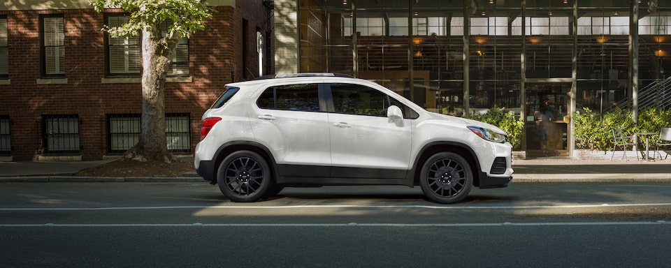 2021 Chevy Trax Sport Edition