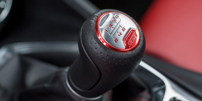 2021 Chevy Camaro Interior Gallery: clutch