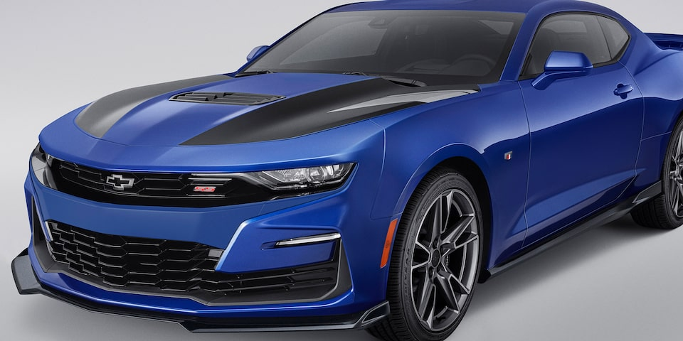 2021 Chevy Camaro Design: Accessories
