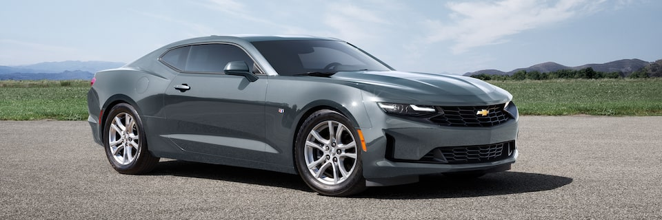 2021 Chevy Camaro Trims: LS