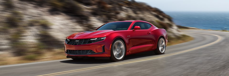2021 Chevy Camaro Trims: LT1
