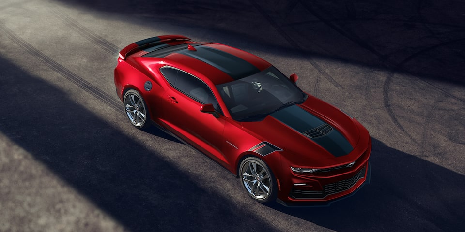 2021 Chevy Camaro Design: Front Angled View 2