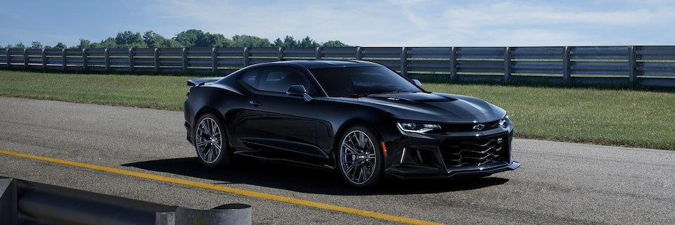2021 Chevy Camaro Trims: ZL1