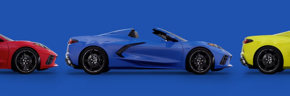 2021 Chevrolet Corvette Visualizer
