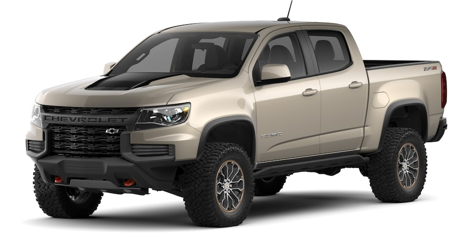 Introducing the 2021 Colorado | Mid-Size Truck