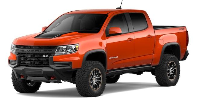 2021 Chevrolet Colorado in Muskogee, OK